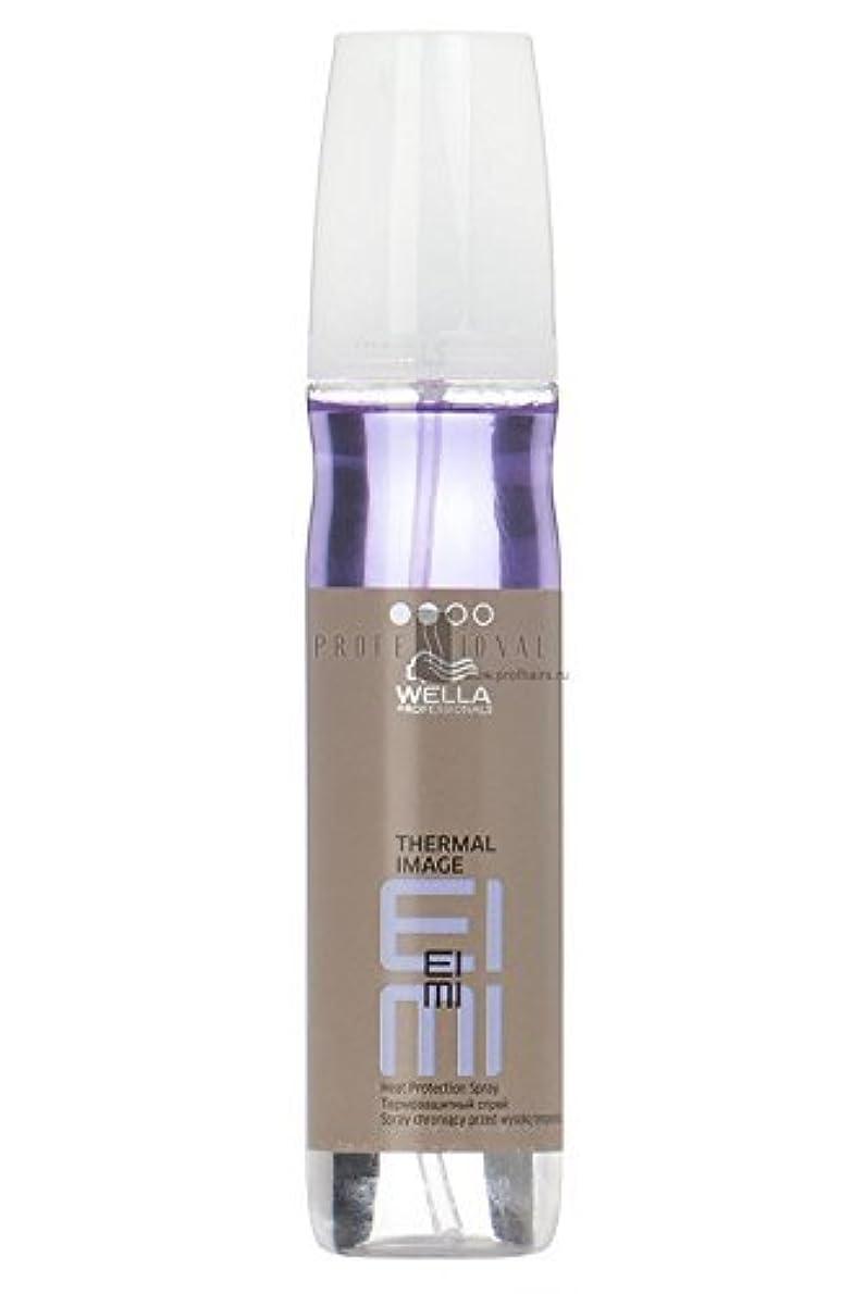 永遠の通行料金速記Wella EIMI Thermal Image - Heat Protection Spray 150 ml [並行輸入品]