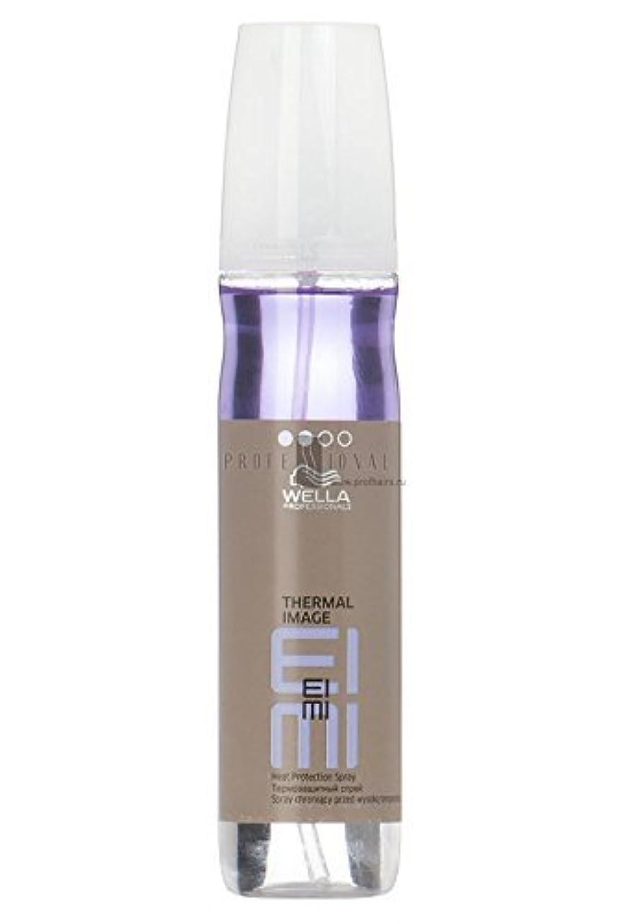 装備する付き添い人法王Wella EIMI Thermal Image - Heat Protection Spray 150 ml [並行輸入品]