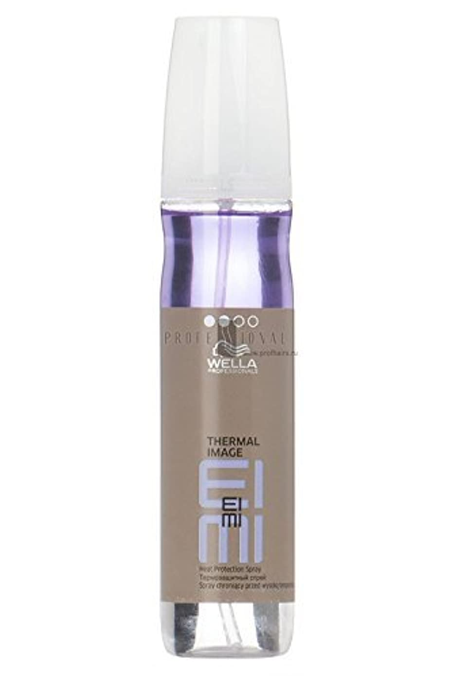 部分連合毛布Wella EIMI Thermal Image - Heat Protection Spray 150 ml [並行輸入品]