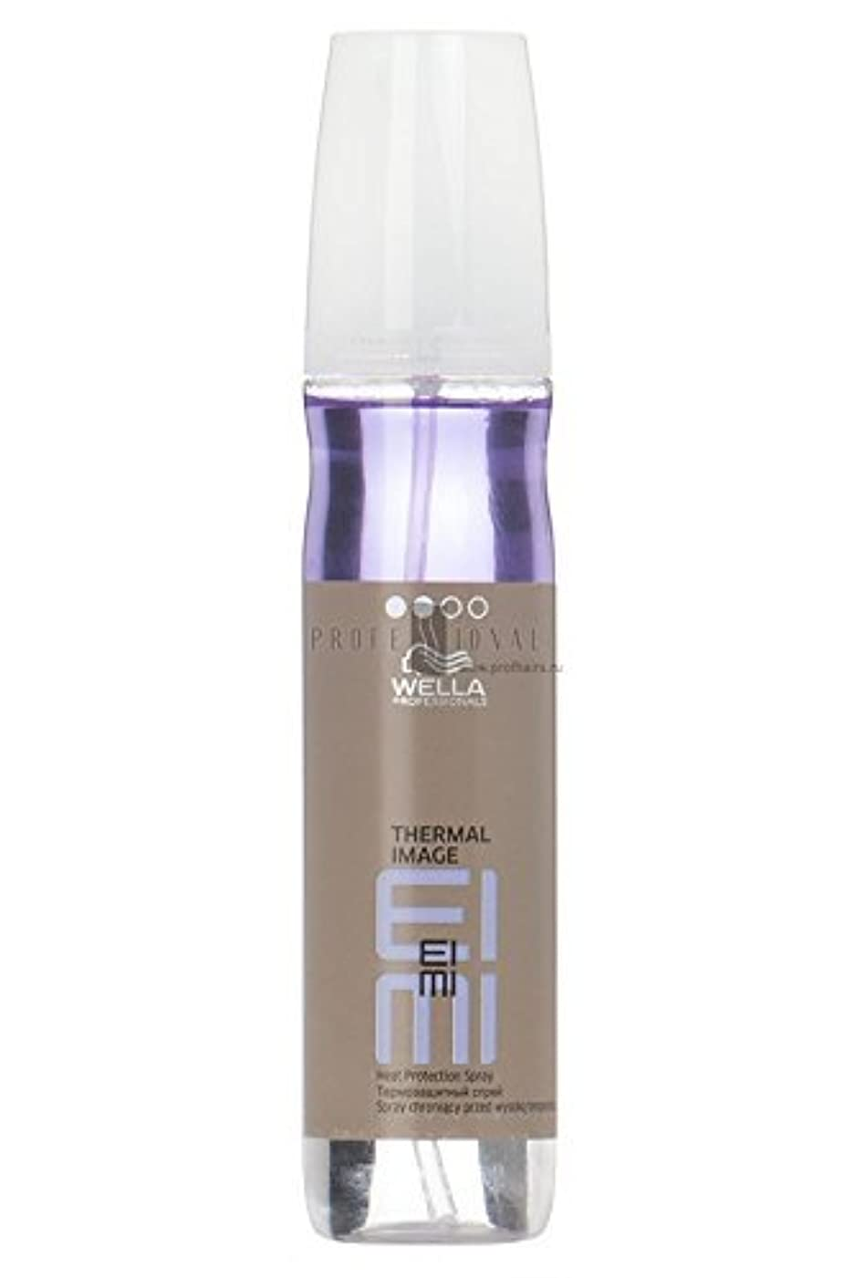 放映保護する部族Wella EIMI Thermal Image - Heat Protection Spray 150 ml [並行輸入品]
