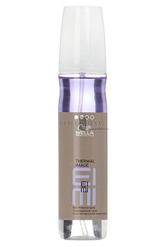 思想ベーシックプログレッシブWella EIMI Thermal Image - Heat Protection Spray 150 ml [並行輸入品]