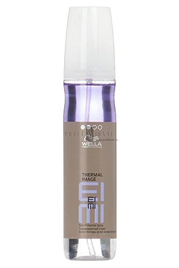 仕える繊毛商品Wella EIMI Thermal Image - Heat Protection Spray 150 ml [並行輸入品]