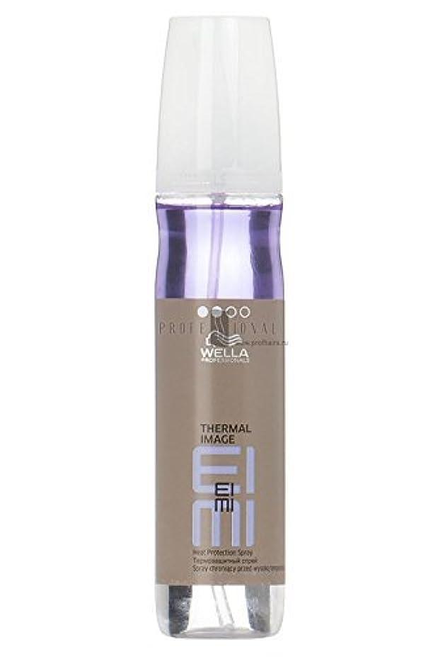 形酒滑りやすいWella EIMI Thermal Image - Heat Protection Spray 150 ml [並行輸入品]