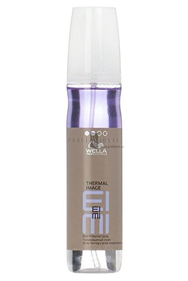 イブニング軌道共和党Wella EIMI Thermal Image - Heat Protection Spray 150 ml [並行輸入品]