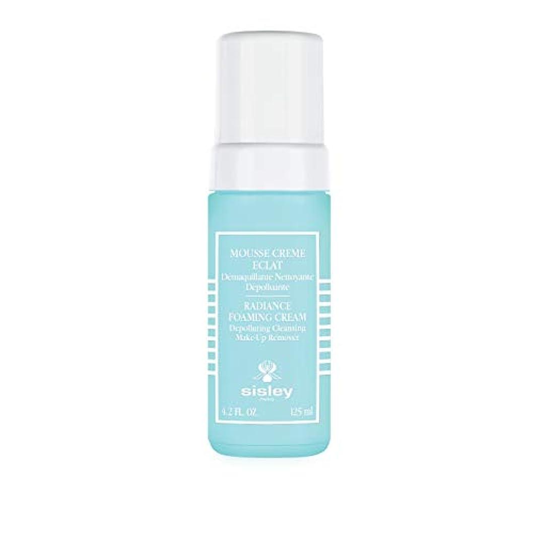 ロックテラスハンバーガーシスレー Radiance Foaming Cream Depolluting Cleansing Make-Up Remover 125ml/4.2oz並行輸入品