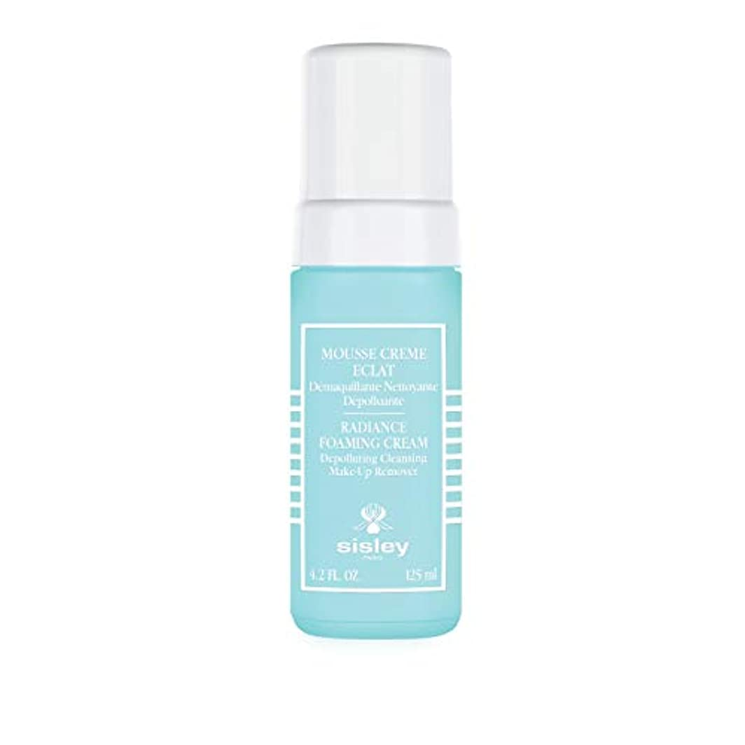 昼食環境取得するシスレー Radiance Foaming Cream Depolluting Cleansing Make-Up Remover 125ml/4.2oz並行輸入品