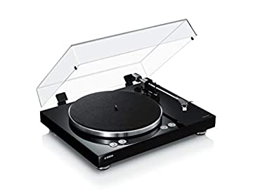 ヤマハ ネットワークターンテーブル MusicCast VINYL 500 (TT-N503) Wi-Fi / Bluetooth / MusicCast対応 ブラック TT-N503(B)
