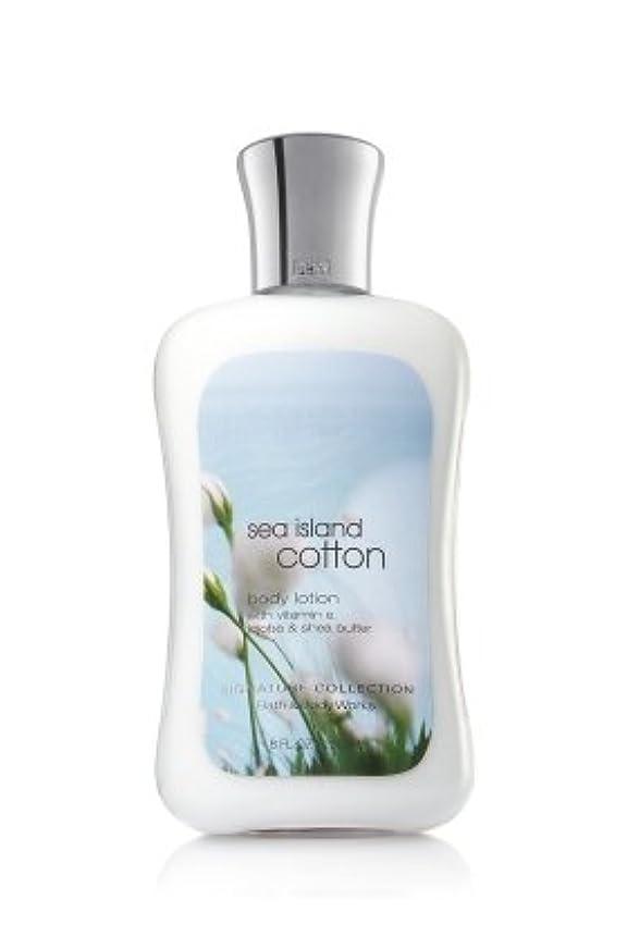 不利航海ディーラーバス&ボディワークス シーアイランドコットン ボディローション Sea Island Cotton Body Lotion [並行輸入品]