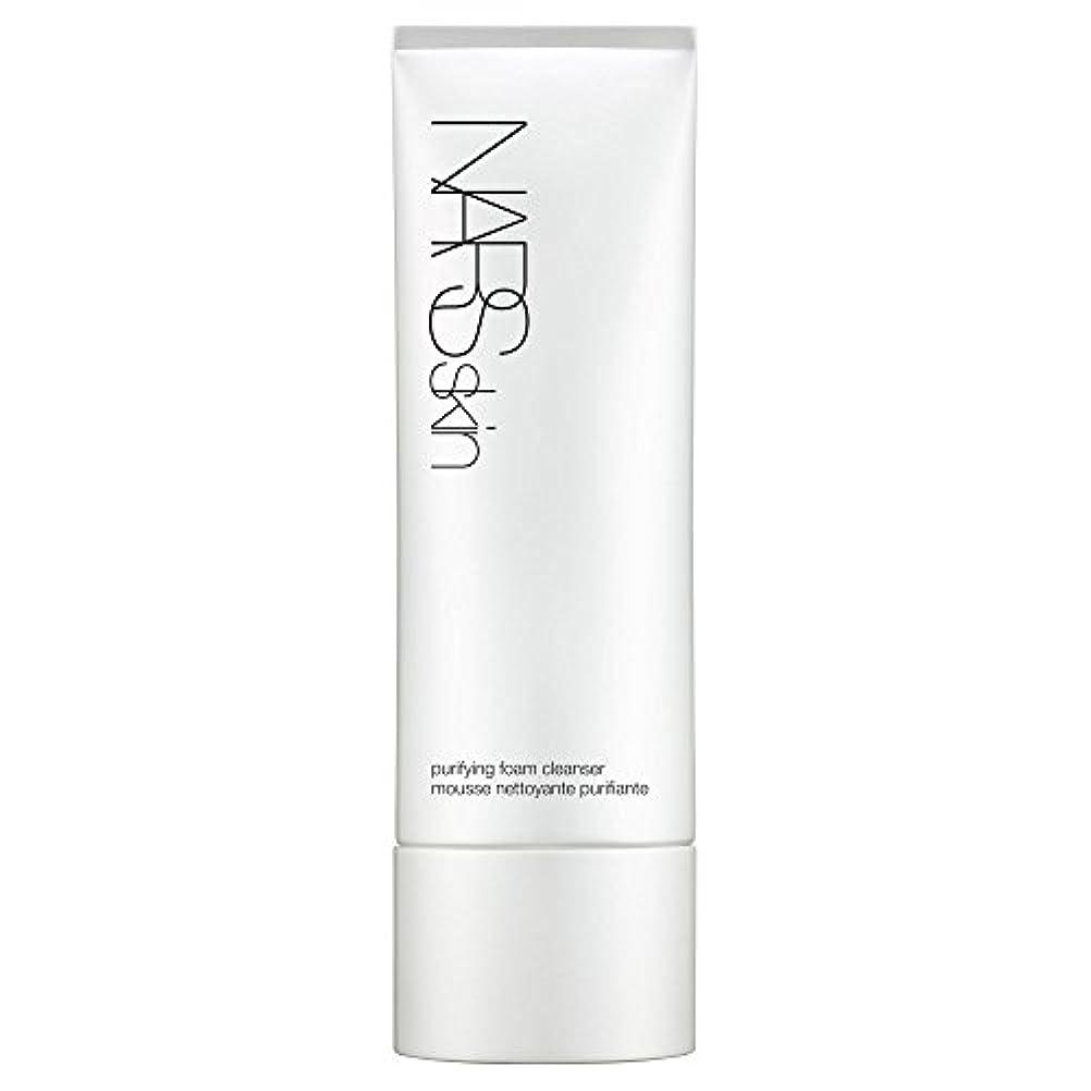 誘う篭ブレス[NARS] 125ミリリットルNarsskin浄化泡洗顔料、 - Narsskin Purifying Foam Cleanser, 125ml [並行輸入品]