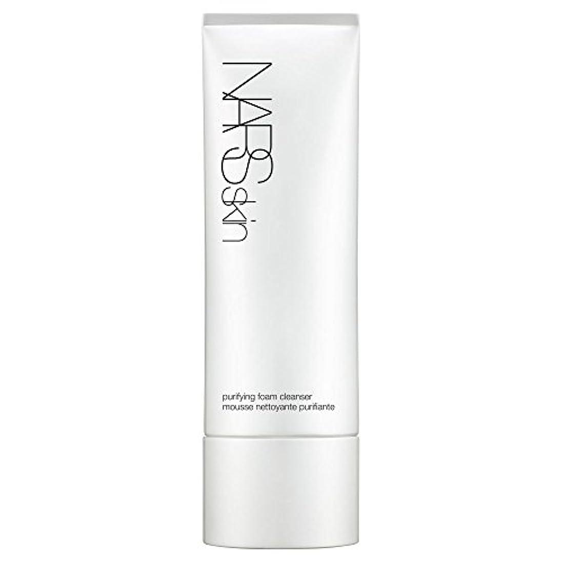 使い込む発見リスナー[NARS] 125ミリリットルNarsskin浄化泡洗顔料、 - Narsskin Purifying Foam Cleanser, 125ml [並行輸入品]