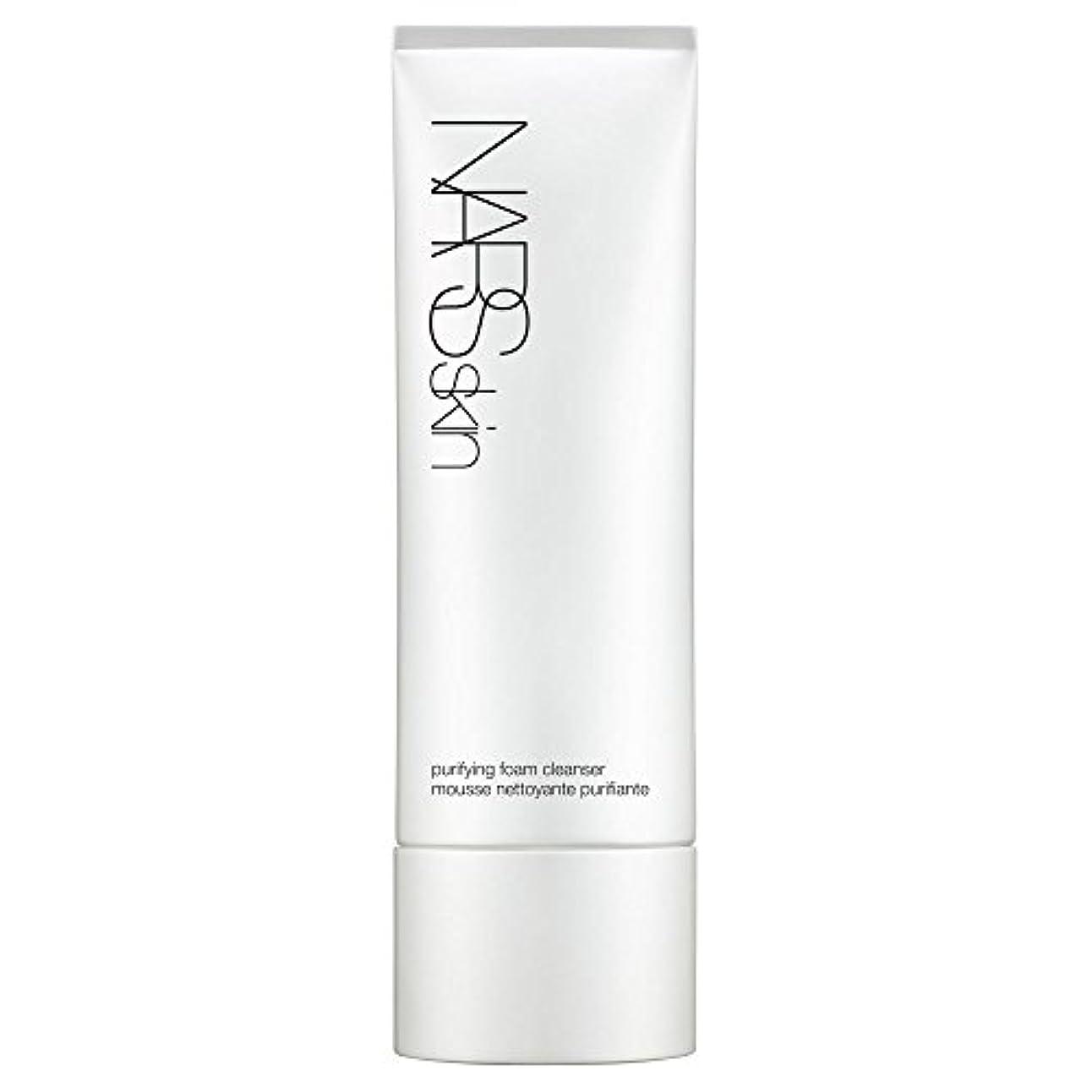 販売計画振動させるコロニアル[NARS] 125ミリリットルNarsskin浄化泡洗顔料、 - Narsskin Purifying Foam Cleanser, 125ml [並行輸入品]