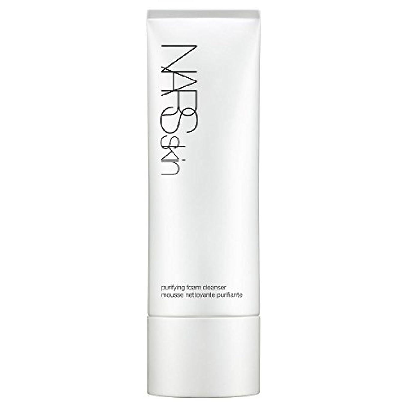 フェデレーション扇動有罪[NARS] 125ミリリットルNarsskin浄化泡洗顔料、 - Narsskin Purifying Foam Cleanser, 125ml [並行輸入品]