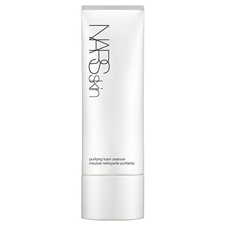 チーム方向努力する[NARS] 125ミリリットルNarsskin浄化泡洗顔料、 - Narsskin Purifying Foam Cleanser, 125ml [並行輸入品]