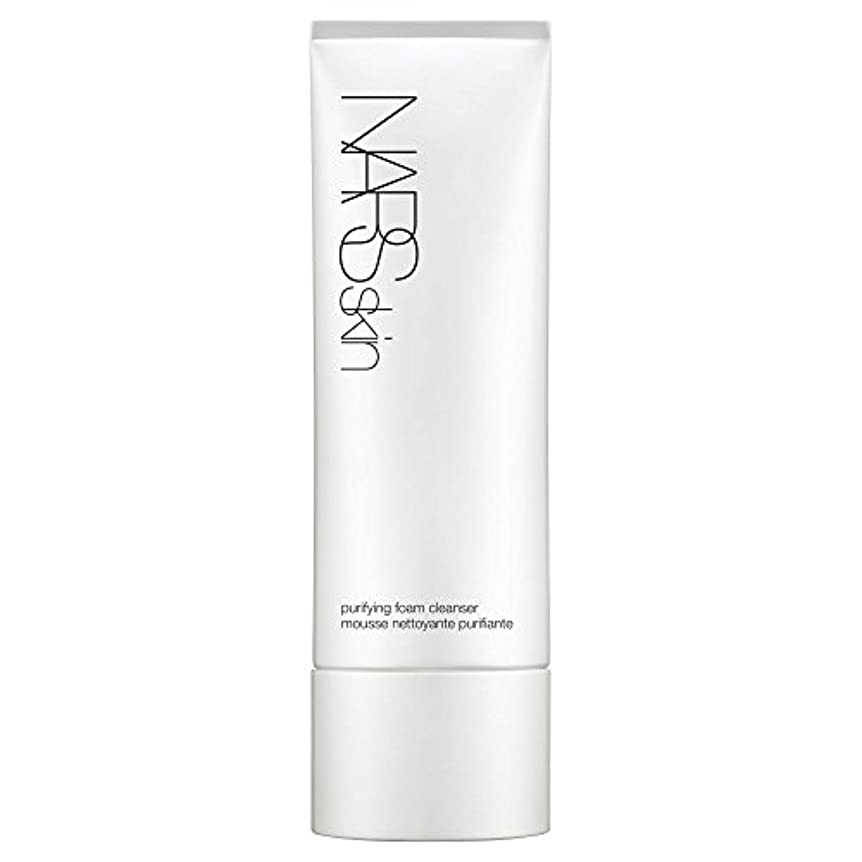 ヨーロッパ全くイブ[NARS] 125ミリリットルNarsskin浄化泡洗顔料、 - Narsskin Purifying Foam Cleanser, 125ml [並行輸入品]