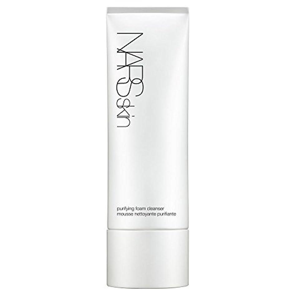 研磨剤肌寒い燃料[NARS] 125ミリリットルNarsskin浄化泡洗顔料、 - Narsskin Purifying Foam Cleanser, 125ml [並行輸入品]
