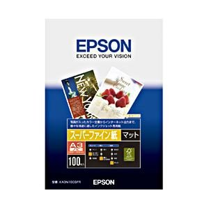 エプソン(EPSON) スーパーファイン紙 A3ノビ 1箱(...