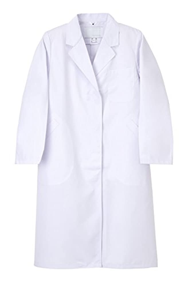 遡る落ち着く抵抗力があるナガイレーベン NAGAILEBEN 女子シングル診察衣 EP-130(M)ホワイト