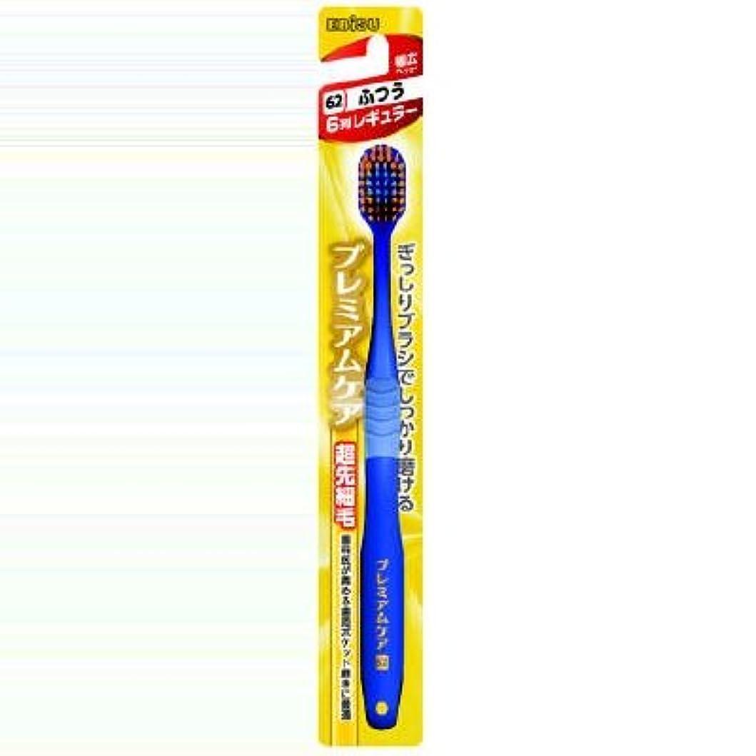 【まとめ買い】プレミアムケアハブラシ ふつう ×2セット