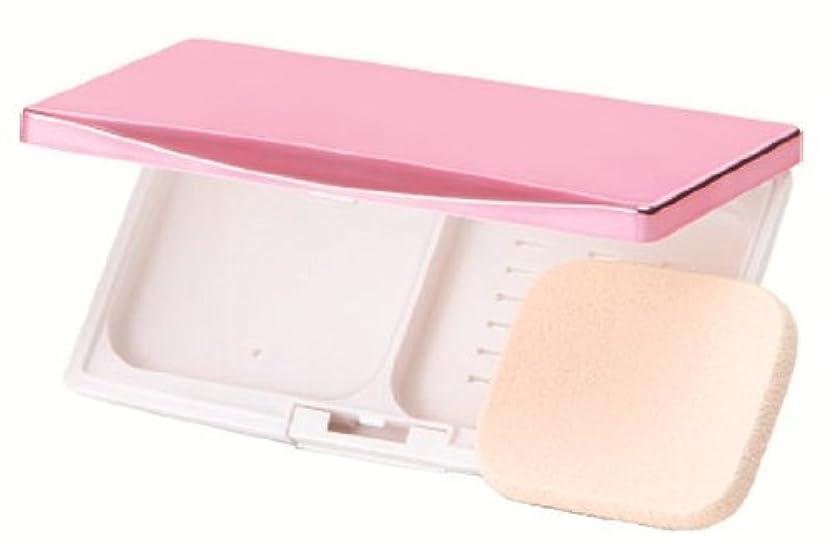 添加剤減る飢えセザンヌ 共通ファンデーションケース(横型)N さくらピンク