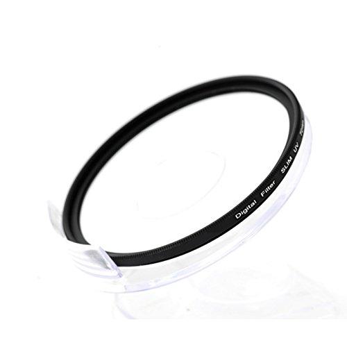 Asng 37mm カメラ用フィルター UVレンズフィルター/プロテクター 紫外線吸収用 紫外線カット (37MM)