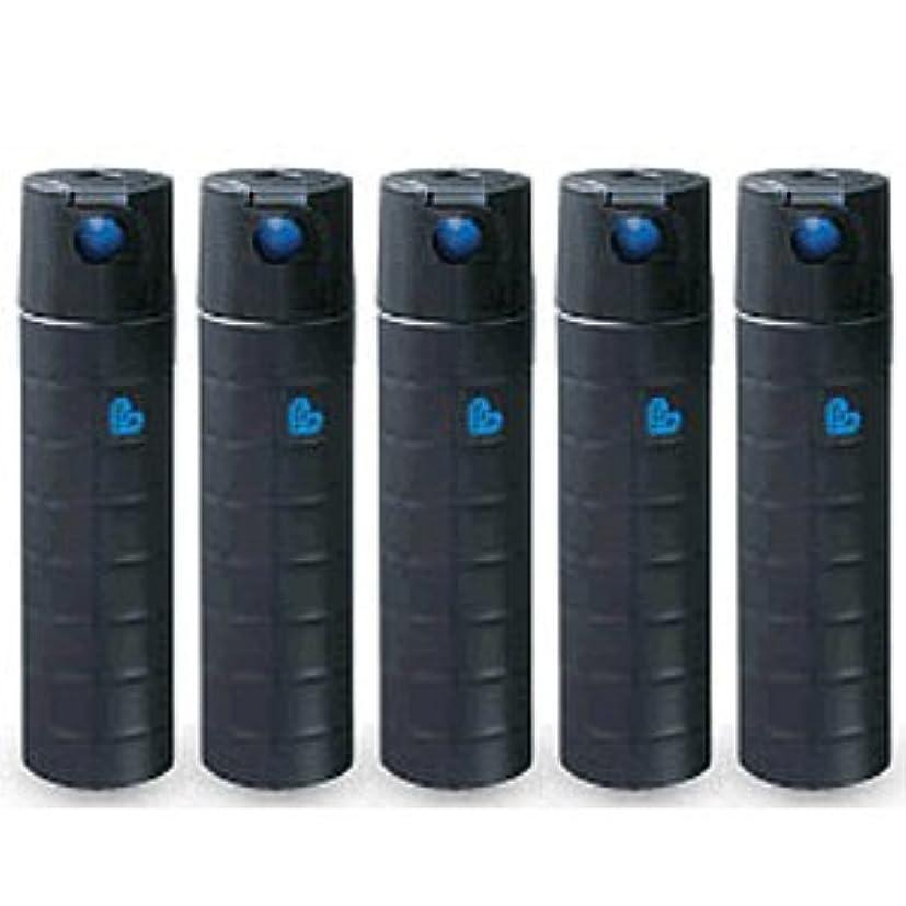 原因刈り取るリンケージ【X5個セット】 アリミノ ピース フリーズキープspray ブラック 140g 200ml