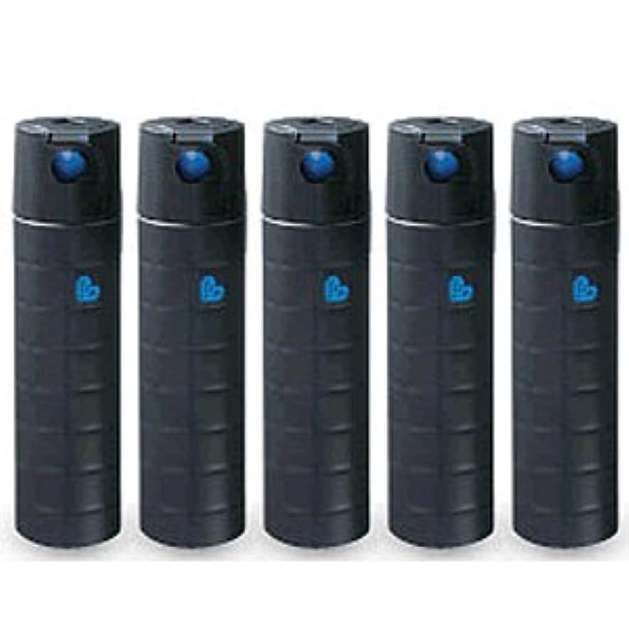非互換四半期しっかり【X5個セット】 アリミノ ピース フリーズキープspray ブラック 140g 200ml