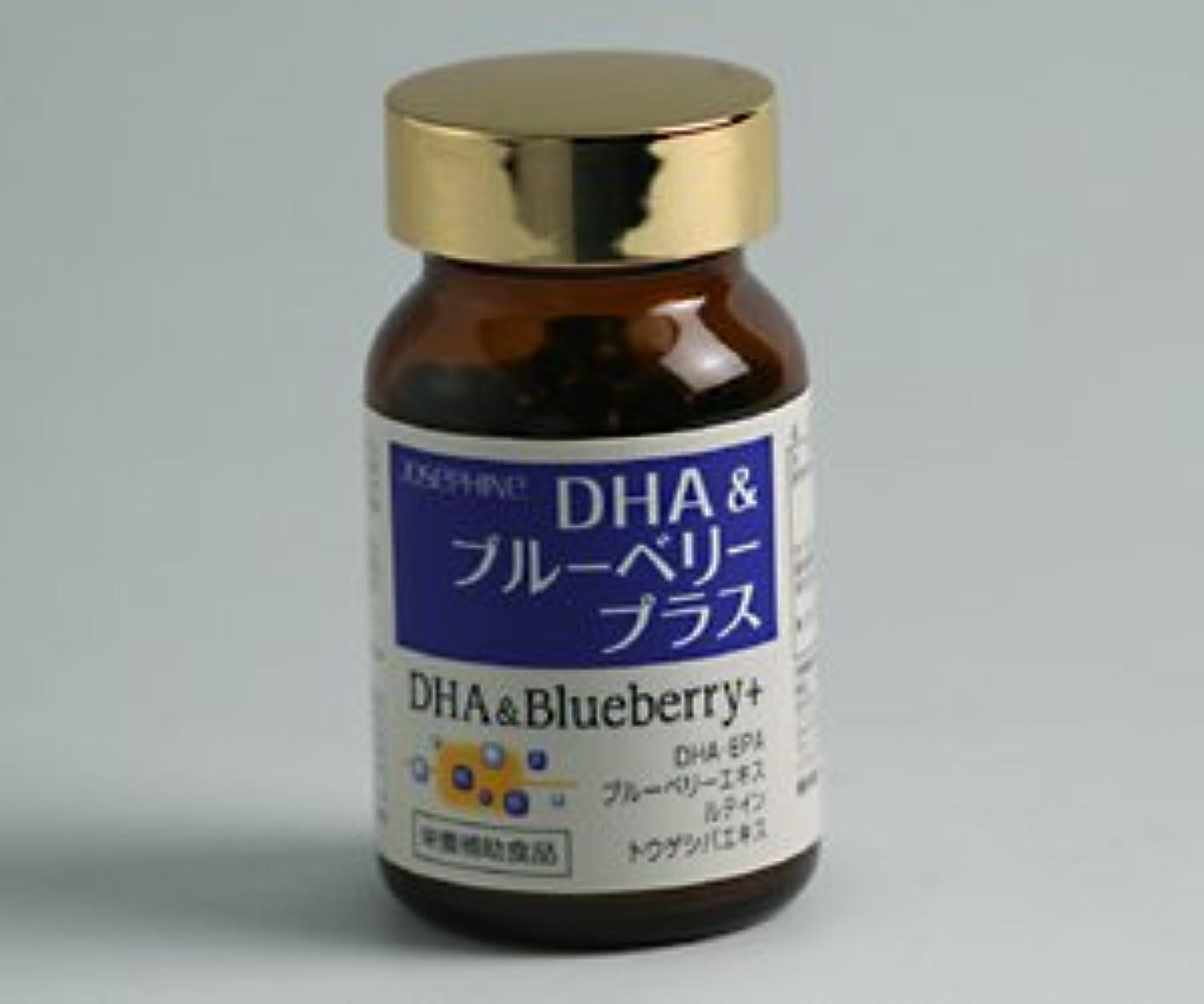 毒とげ四半期DHA&ブルーベリー プラス 90粒