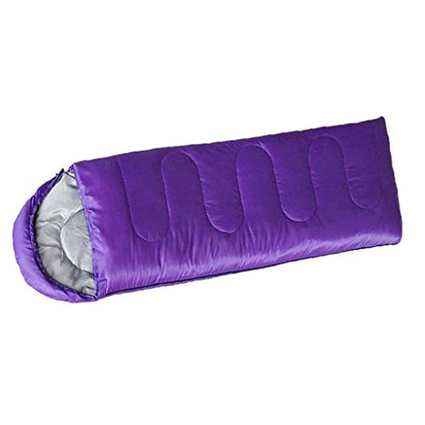実験室量愛D DOLITY キャンプ寝袋 封筒型寝袋 圧縮袋付き シュラフ