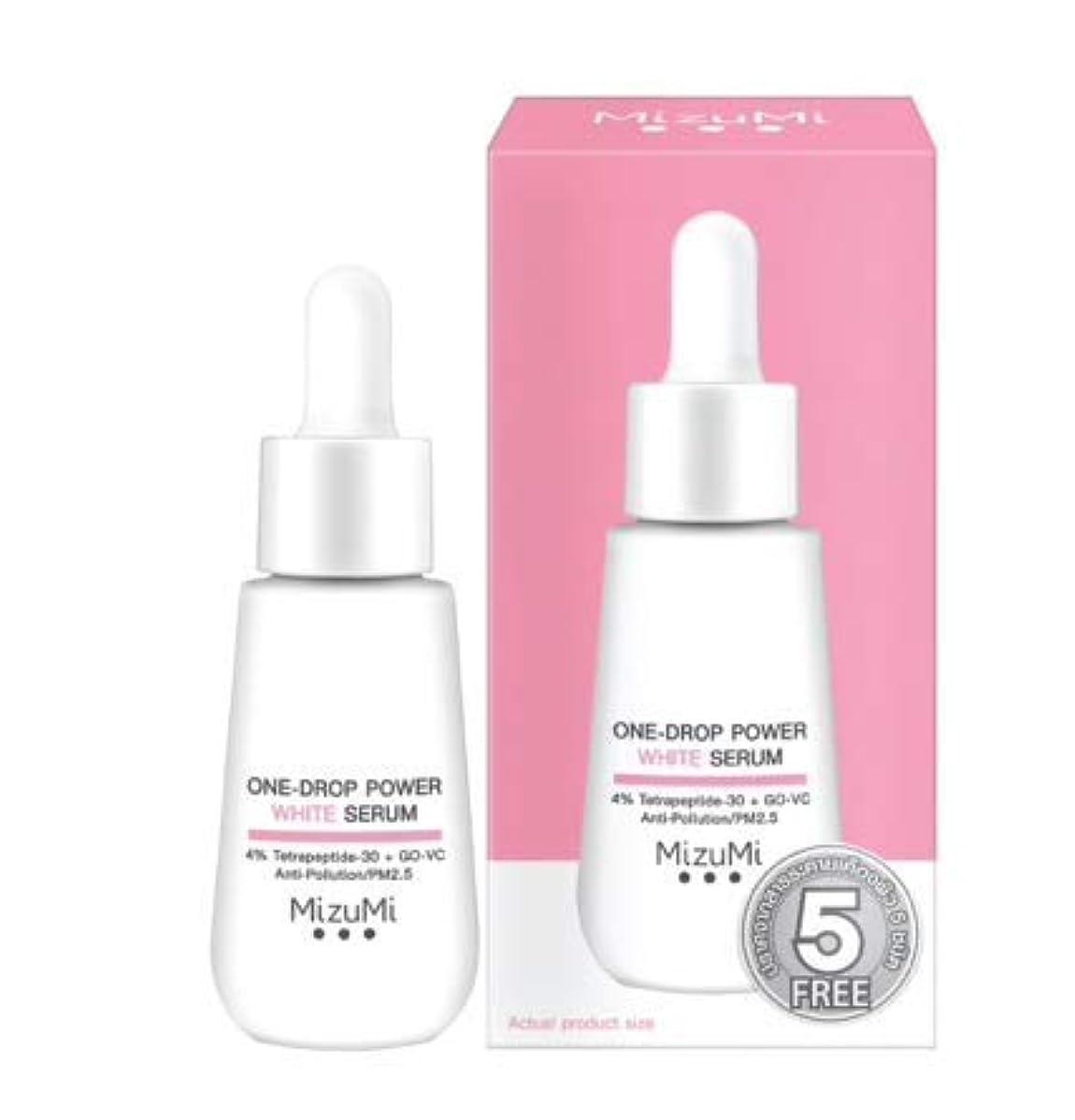 感度蓮損失Mizumi One - Drop Power White Serum 25 ml.