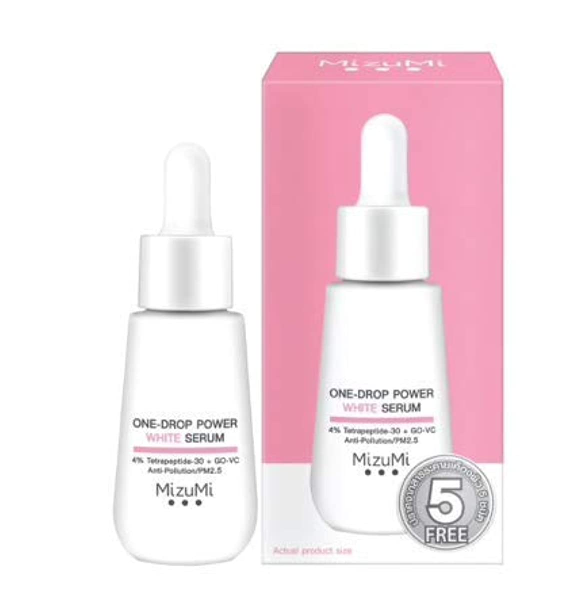 勇気マイルド化合物Mizumi One - Drop Power White Serum 25 ml.