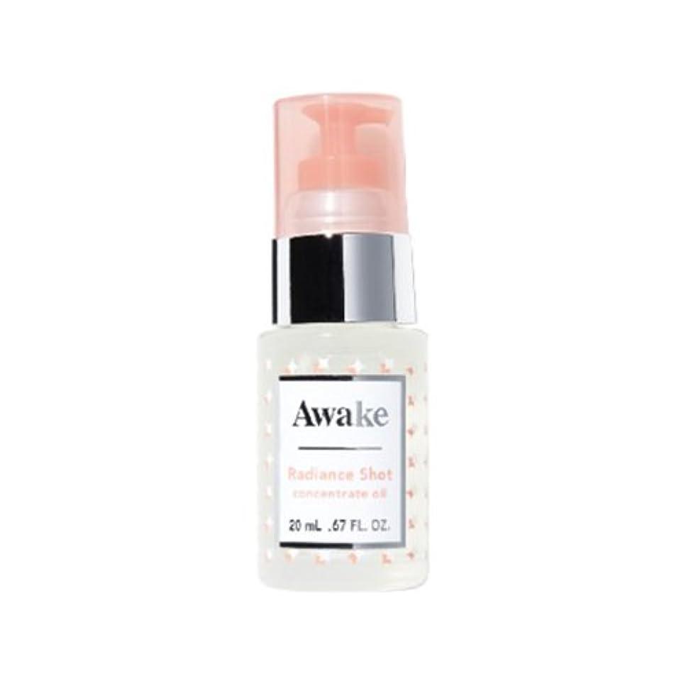 アウェイク(AWAKE) Awake(アウェイク) ラディアンスショット コンセントレイトオイル 〈美容オイル〉 (20mL)