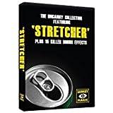 Stretcher (DVD & Gimmicks) by Jay Sankey - DVD by Sankey Magic [並行輸入品]