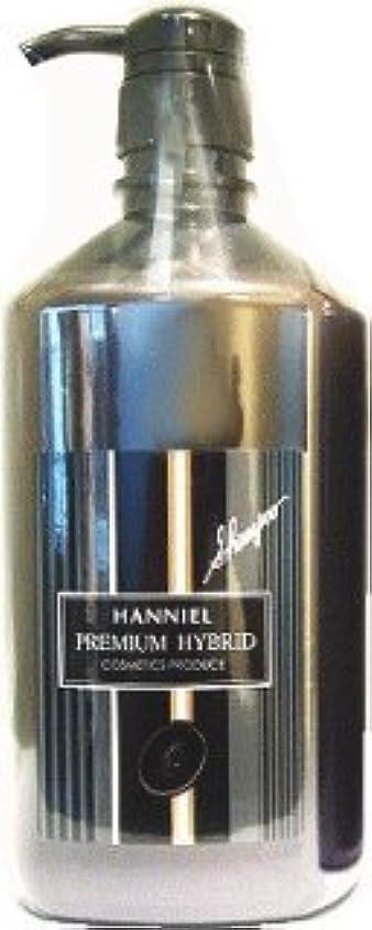 巨大拡散する召喚するハニエル プレミアムハイブリッドシャンプー 1000ml(ポンプつき) 雪室コーヒーセット