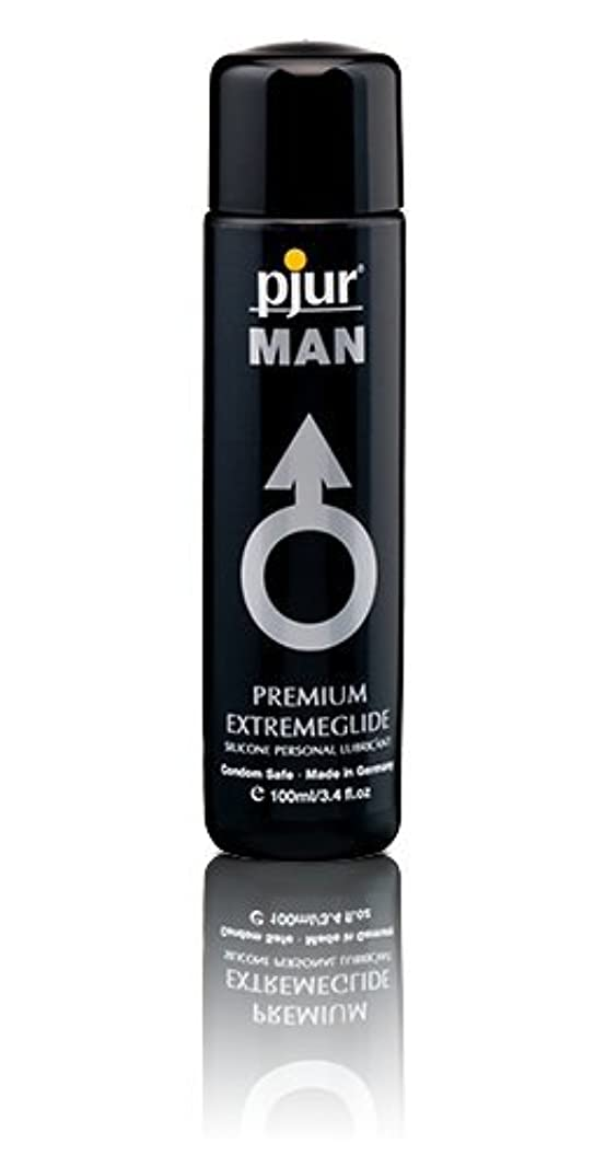 運河序文正気Pjur Man Extremeglide Flasche Lubricant - 100ml