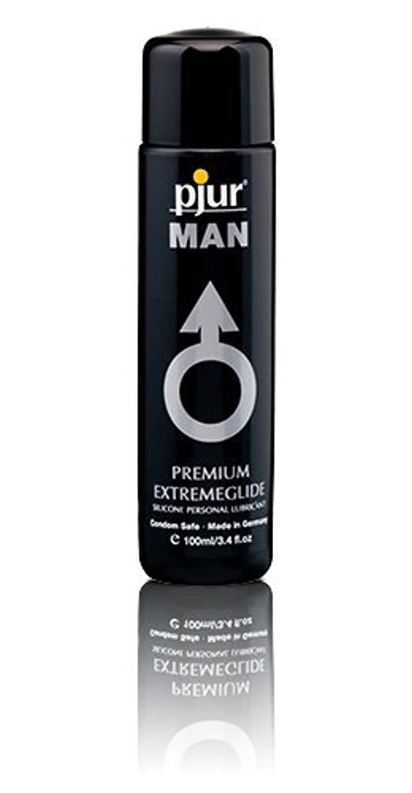 プロテスタント呼びかける記述するPjur Man Extremeglide Flasche Lubricant - 100ml