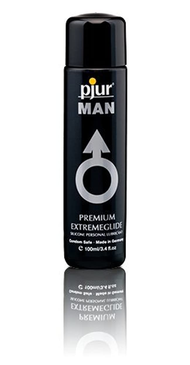 ファーム実用的出身地Pjur Man Extremeglide Flasche Lubricant - 100ml