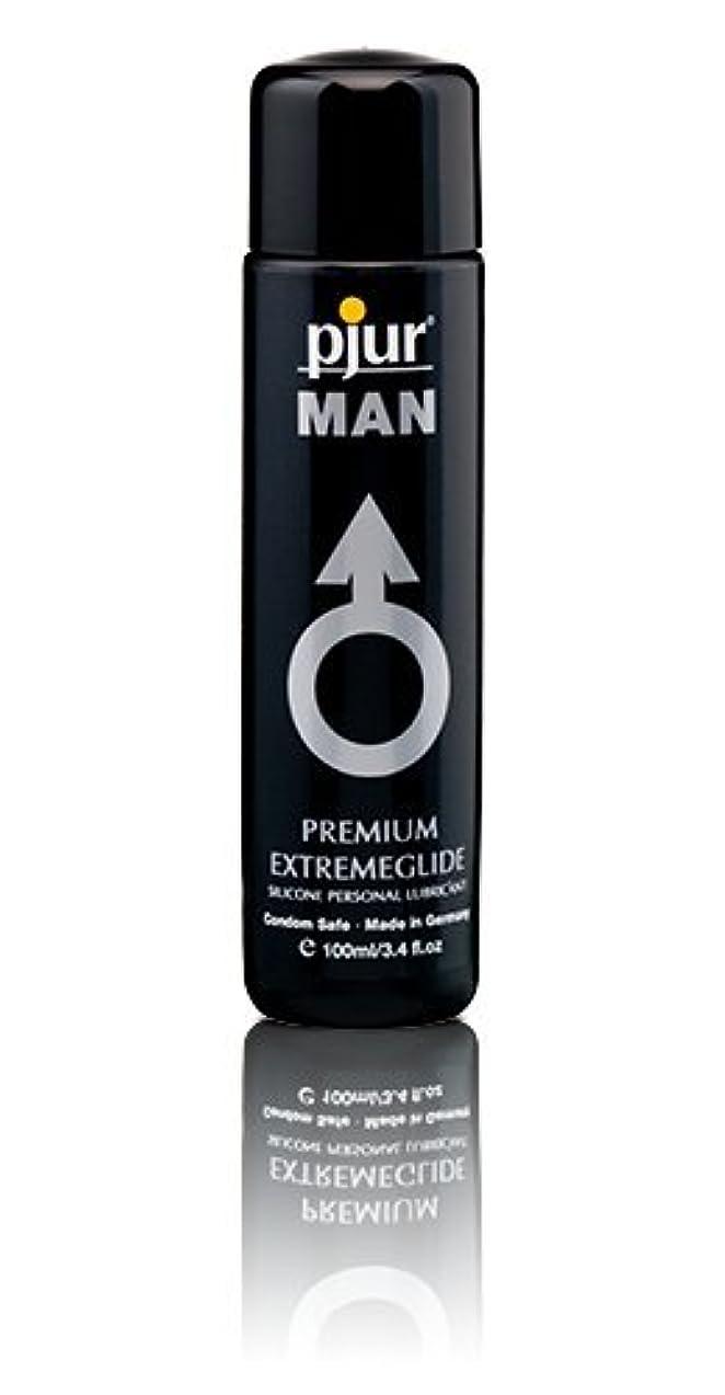 Pjur Man Extremeglide Flasche Lubricant - 100ml