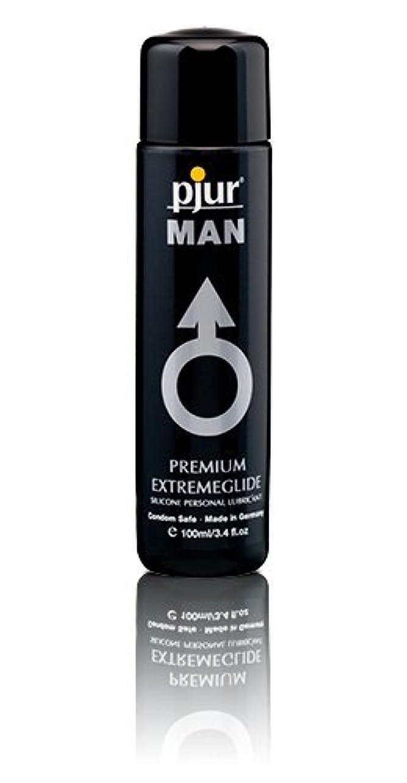 同意リングピックPjur Man Extremeglide Flasche Lubricant - 100ml