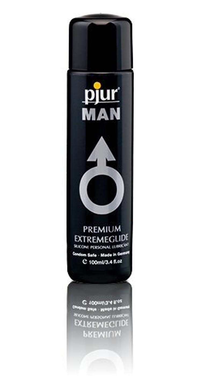 梨ラダ特徴づけるPjur Man Extremeglide Flasche Lubricant - 100ml