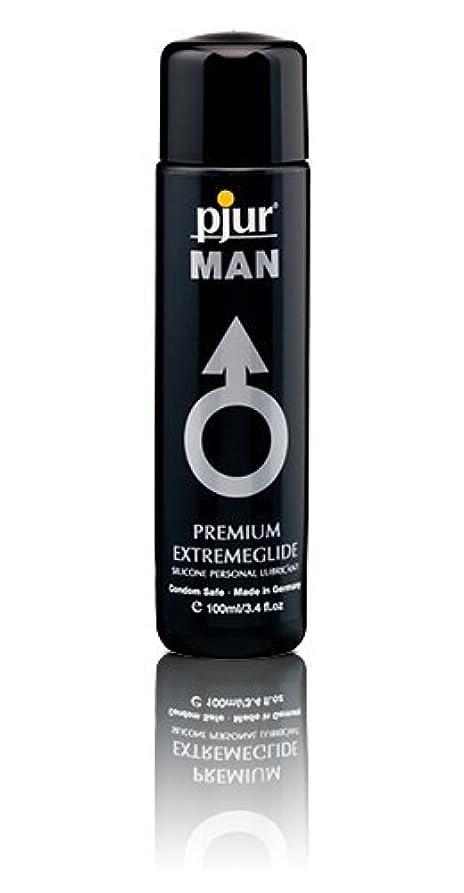 無心混乱乱用Pjur Man Extremeglide Flasche Lubricant - 100ml