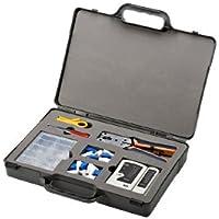 サンワサプライ アウトレット LAN ケーブル 自作工具 キット LAN-TLKIT2 箱にキズ、汚れのあるアウトレット品です。