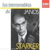 Introuvables Janos Starker