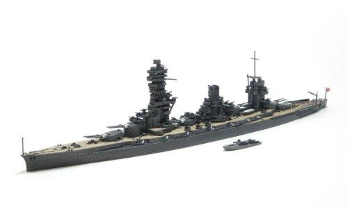 青島文化教材社 1/700 ウォーターラインシリーズ 日本海軍 戦艦 扶桑 1944 リテイク プラモデル 125