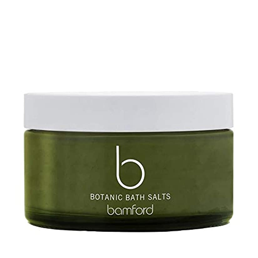 何アジテーションキウイ[Bamford ] バンフォード植物の入浴剤250グラム - Bamford Botanic Bath Salts 250g [並行輸入品]