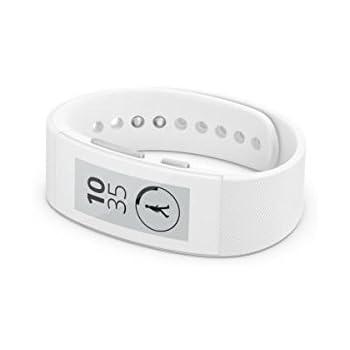 【並行輸入品】Sony SmartBand Talk SWR30 Bluetooth3.0 リストバンド型活動量計 White/ホワイト