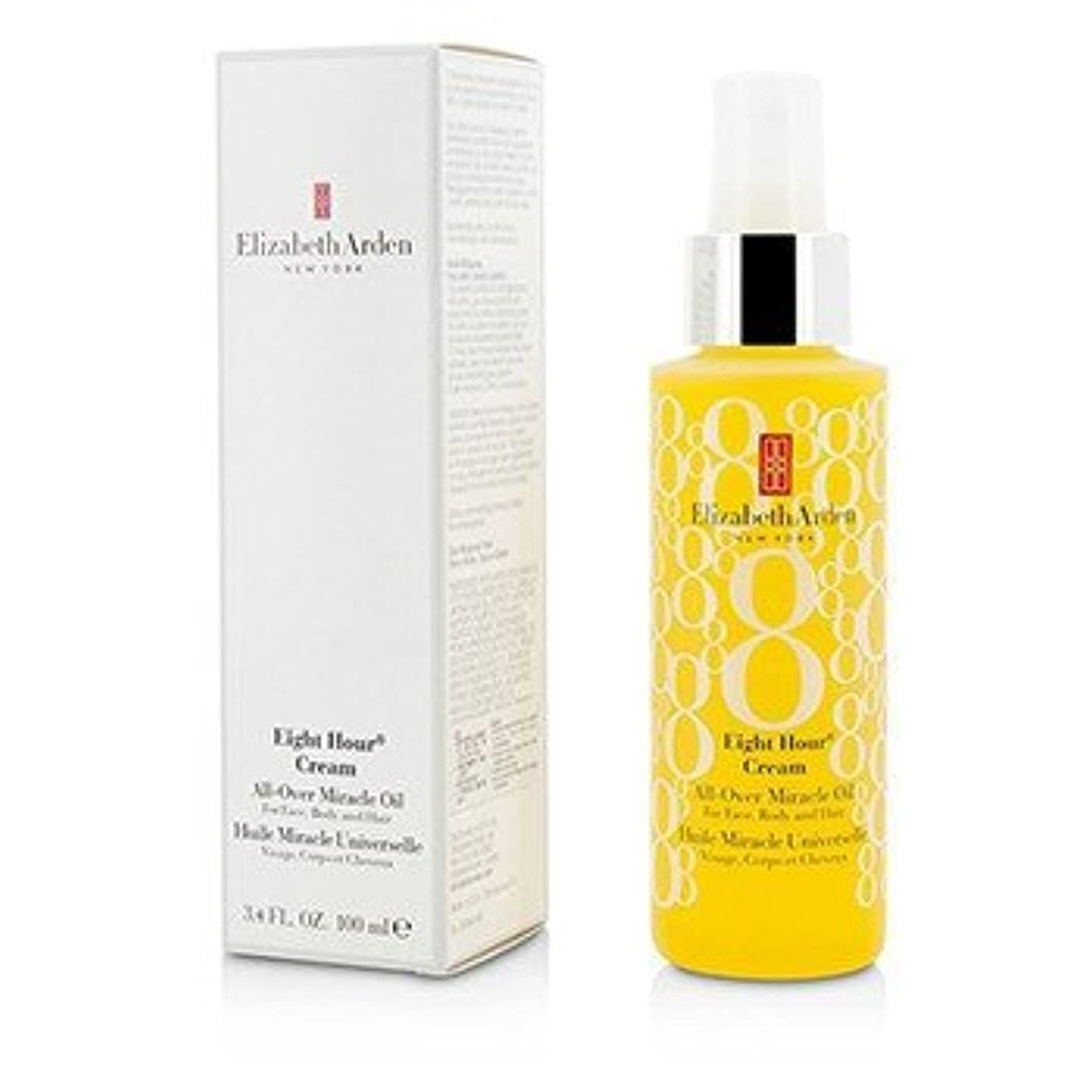 谷繁栄する創造[Elizabeth Arden] Eight Hour Cream All-Over Miracle Oil - For Face Body & Hair