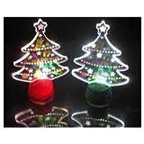 クリスマスツリーライトプレート アソート12個セット