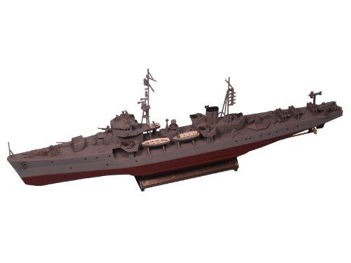 1/350 日本海軍 海防艦 鵜来型 (大掃海具装備型) (WB02)