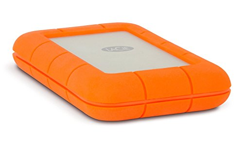 LaCie HDD ポータブルハードディスク 2TB Thuderbolt USB3.0 Rugged Thunderbolt 9000489