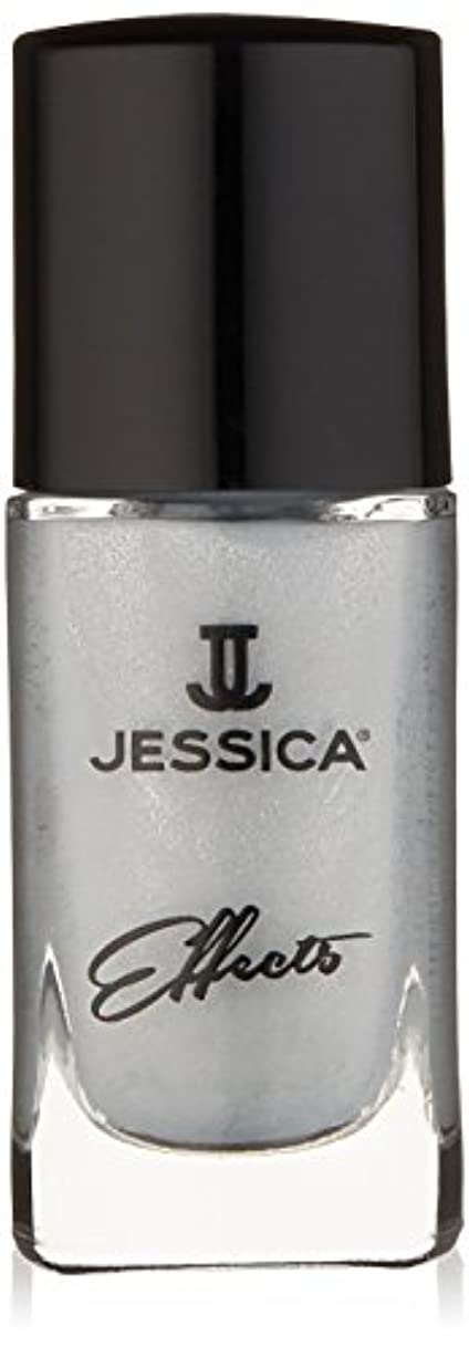 手のひら流行美しいJessica Effects Nail Lacquer - Platinum Promise - 15ml / 0.5oz
